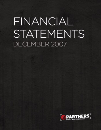 Financial Statements December 2007
