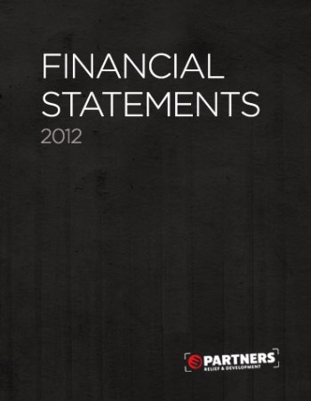 Financial Statements 2012