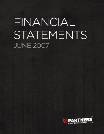 Financial Statements June 2007