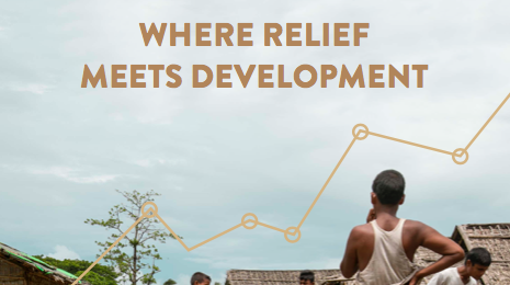 Where Relief Meets Development