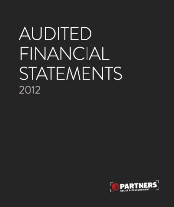 2012 Audited Financial Statements