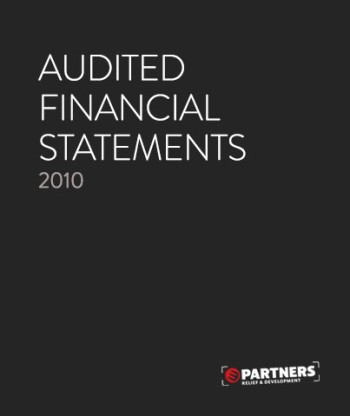 2010 Audited Financial Statements